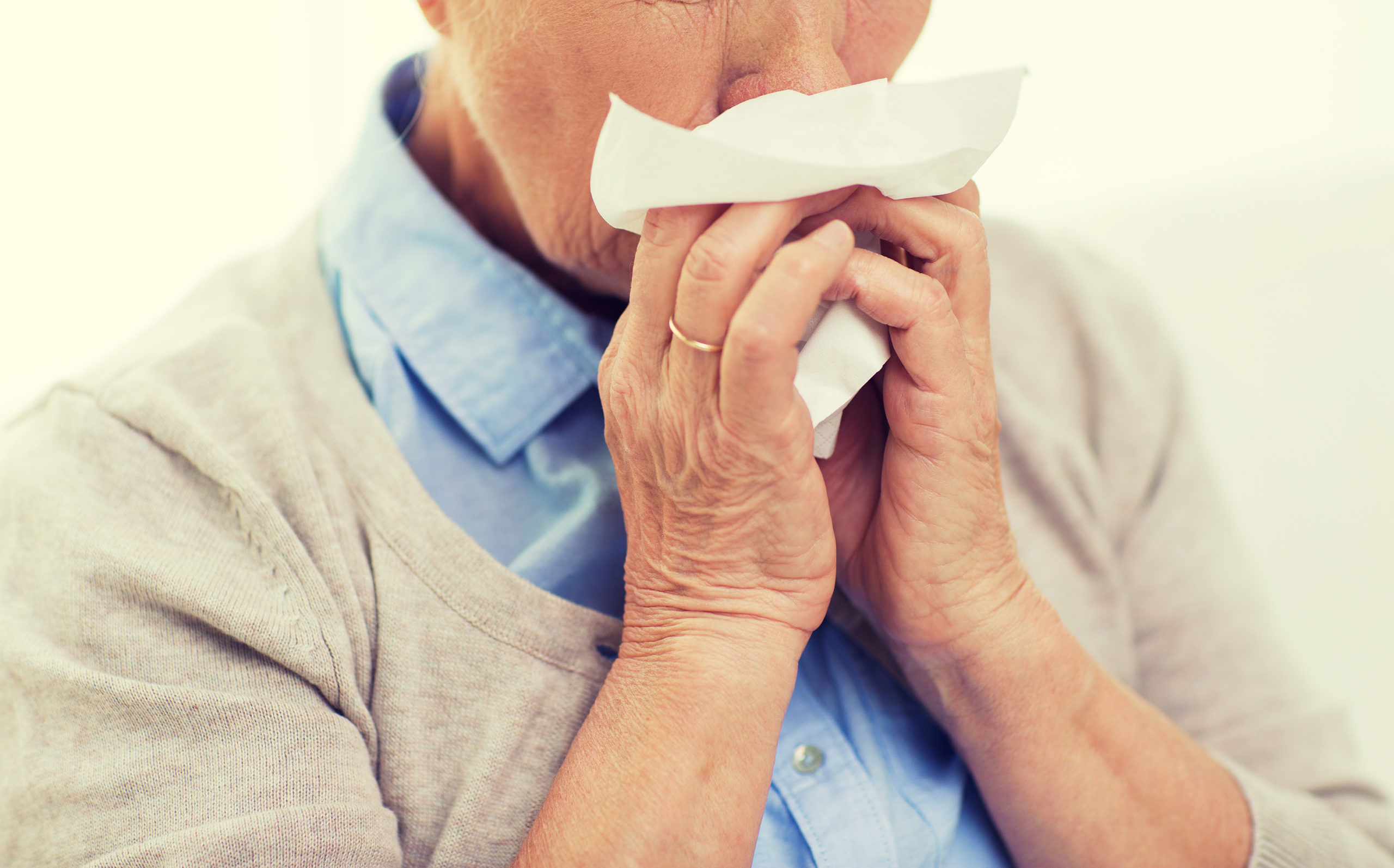 Infection risks in care homes